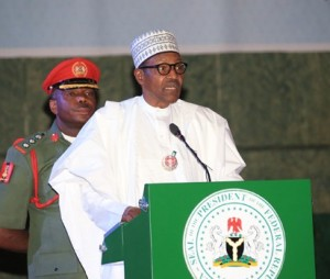 Buhari-pledges-to-end-illegal-tax-collections467001734774699073