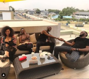 Wow--Cute-Photos-Emerge-As-Dbanj-And-2face-Go-On-'Baecation'-With-Their-Wives-In-Ghana593725619929527314