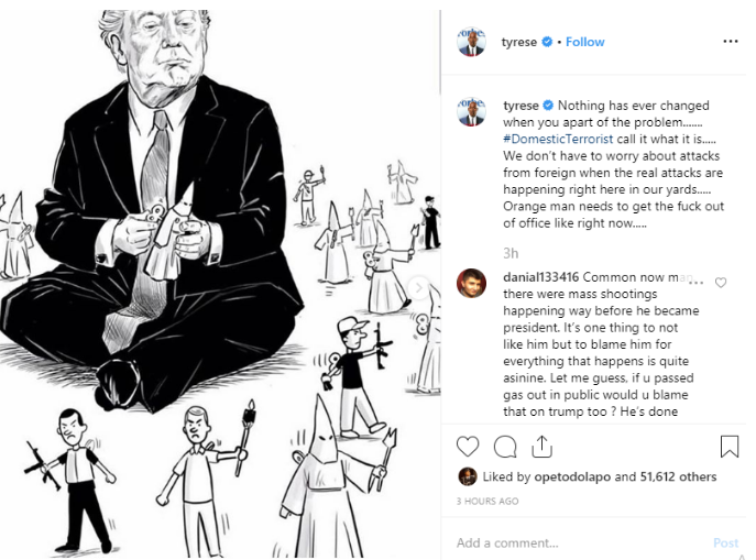 Screenshot_2019-08-05 Tyrese accuses Donald Trump and the police of being mild on domestic terrorists because 'they are whi[...]