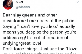 Screenshot_2019-08-07 Twitter user educates 'slay queens' and 'misinformed members of the public' on the real meaning of ' [...]